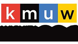 KMUW Wichita Public Radio 89.1 FM Logo